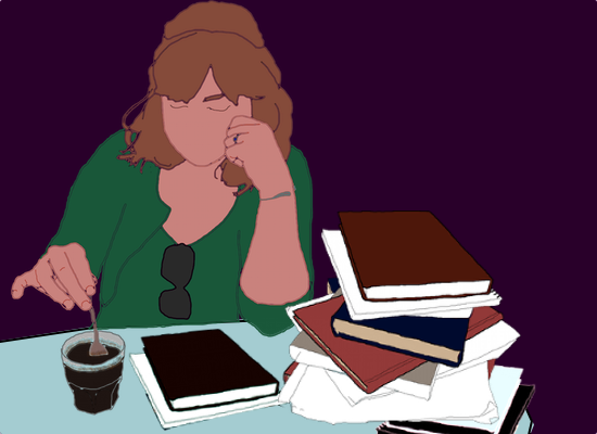 How to Study for Finals in a Caf� Without Losing Your Mind
